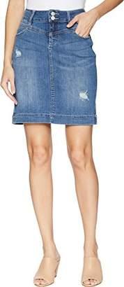 Jag Jeans Women's Sherwood Denim Skirt