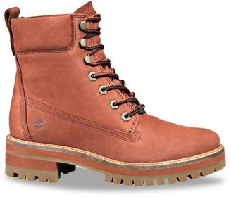Timberland Courmayeur Valley Leather Hiking Boots