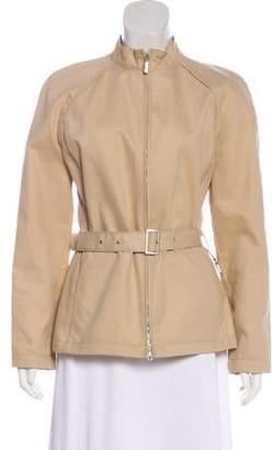 Moncler Casual Zip-Up Jacket
