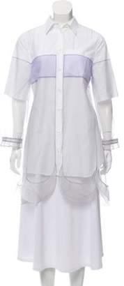 Prada Oversize Button Up Shirt