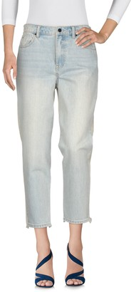Alexander Wang Denim pants - Item 42670731XC