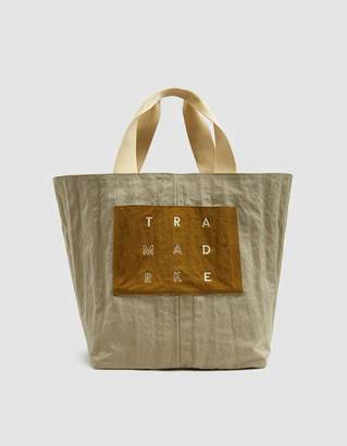 Trademark Large Reversible Nylon Tote