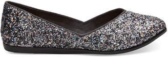 Toms Glitter Party Women's Jutti Flats