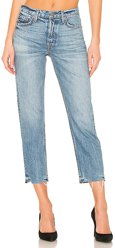 Helena High-Rise Long Jean.