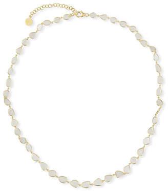 Amrapali Legend 18k Gold All-Around Polki Diamond Slice Necklace
