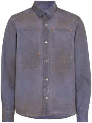 Vyner Articles front pocket shirt