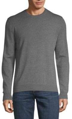 Saks Fifth Avenue Crewneck Wool Sweater
