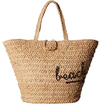 Hat Attack - To The Beach Bag Bags $104 thestylecure.com