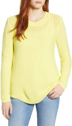 Caslon Stitch Stripe Sweater