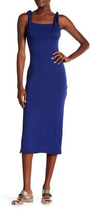 Rachel Pally Roselyn Tie Shoulder Midi Dress