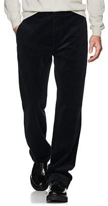 Margaret Howell Men's Wide-Wale Corduroy Straight Trousers