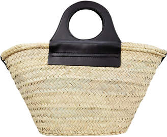 Hereu Cabas Straw Tote Bag