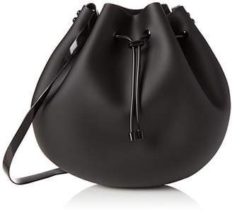 Melissa Womens Bucket Bag Cross-Body Bag