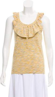 Marc by Marc Jacobs Mélange Sleeveless Top