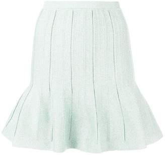 Alberta Ferretti flared short skirt