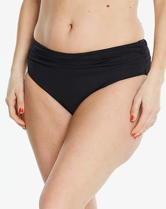 Magisculpt FoldOver Black Bikini Bottoms