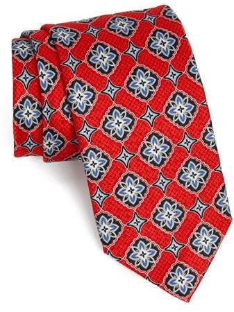 J.Z. Richards Woven Silk Tie
