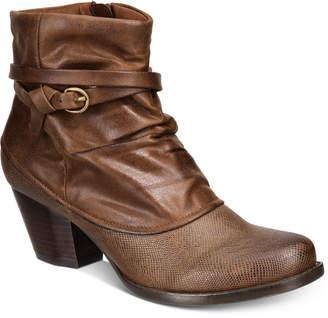 Bare Traps Baretraps Rambler Ankle Booties Women's Shoes