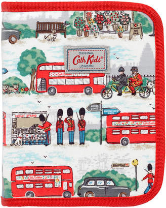 Cath Kidston London Streets Kids Travel Notebook and Stationary Set