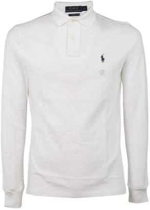 Ralph Lauren Polo Contrast Logo Polo Shirt