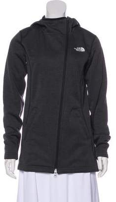 The North Face Hooded Zip-Up Jacket