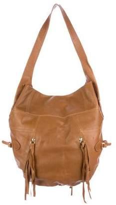 Foley + Corinna Leather Zip Hobo
