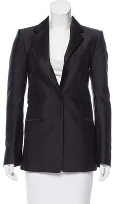 Celine Tailored Button-Up Blazer