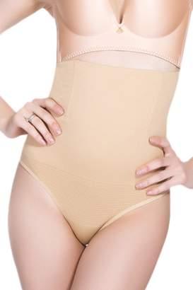3b489fb6ed8dd Zojuyozio Womens High Waist Tummy Control Underwear Thong Shapewear  Bodysuits XL