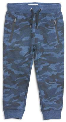 Sovereign Code Boys' Fiske Camo-Print Jogger Pants - Little Kid, Big Kid
