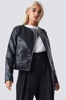 70430666f5 MANGO Women s Leather Jackets - ShopStyle