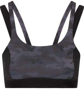 Purity Active Two-Tone Stretch Sports Bra
