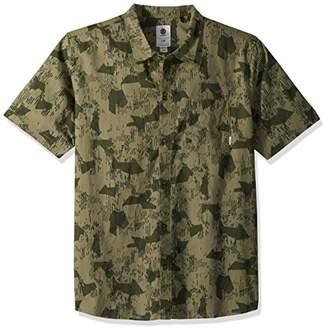 Element Men's Wendel Short Sleeve Woven Shirt