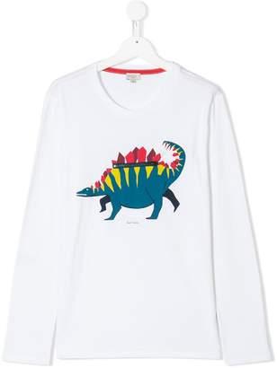 Paul Smith TEEN dinosaur T-shirt
