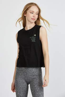 Good Hyouman Lili Crop Tank