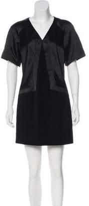 Helmut Lang Short Sleeve Mini Dress w/ Tags