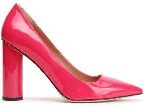Red(V) Red(v) Woman Patent-leather Pumps Fuchsia Size 38