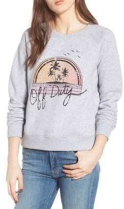 Rebecca Minkoff Off Duty Sweatshirt