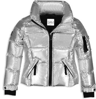SAM. Girls' Freestyle Down Jacket - Big Kid