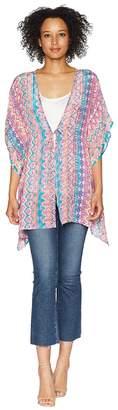 Tolani Kanika Kimono Women's Clothing