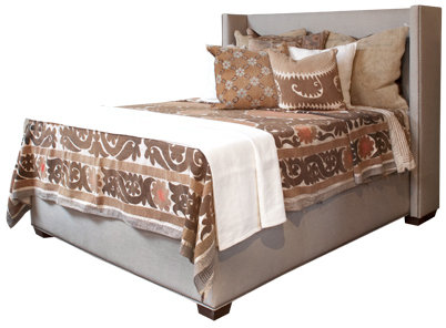 Yates King Bed
