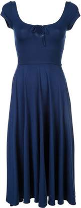 Reformation flared day dress