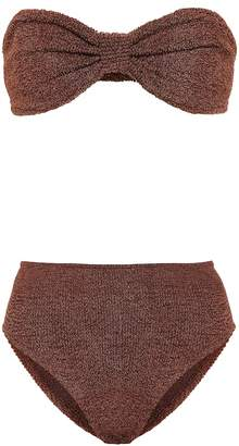 Hunza G Exclusive to Mytheresa Posey bikini