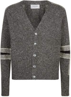 Thom Browne Stripe Detail Cardigan
