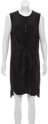 3.1 Phillip Lim Sleeveless Silk Dress