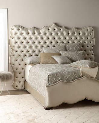 Haute House Samara Tufted California King Bed
