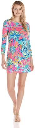 Lilly Pulitzer Women's Upf 50+ Sophie Dress Breezy Babe