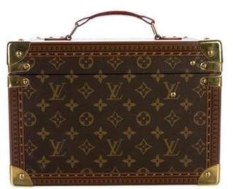 Louis Vuitton Monogram Bôite Flacons Beauty Case