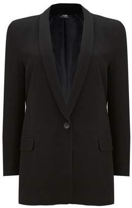 Wallis Black Fitted Blazer