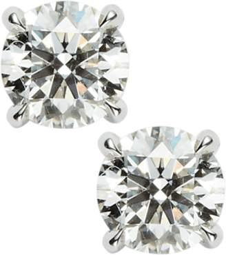 Diana Cesaria Fine Jewelry Diamond Stud Earrings