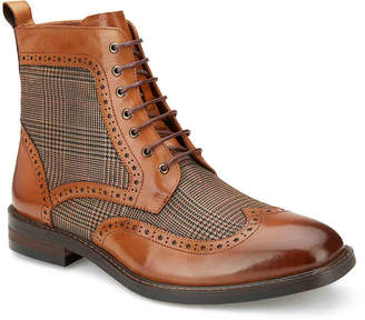 Co Vintage Foundry Helidor Wingtip Boot - Men's
